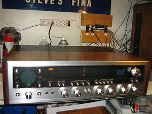 Vintage Pioneer Qx Four Channel Receiver With