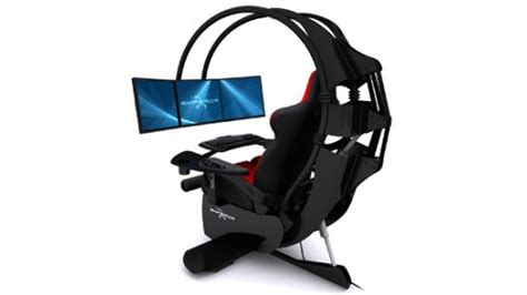 Emperor Scorpion Gaming Chair by Emperor 1510 The Workstation On Steroids