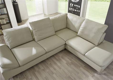 canape d angle 5 places cuir canapé d angle 4 5 places en cuir gentflex ottomane droite