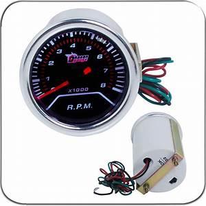Aliexpress Com  Comprar 2  U0026quot 52 Mm Universal Tac U00f3metro Rpm