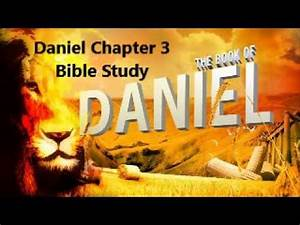 End Times Prophecy Book Of Daniel Chapter 3