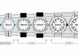 What Size Watch Should I Get For My Wrist