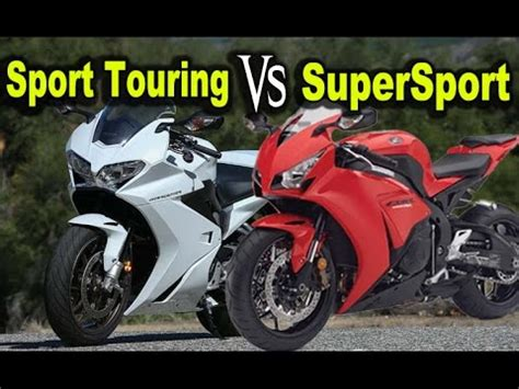 Sport Vs Supersport supersport vs sport touring motorcycle for why i