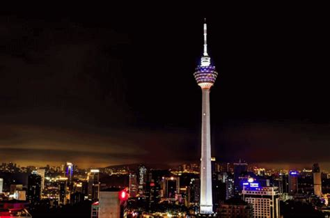 18 Most Incredible Kuala Lumpur Tower Night Pictures