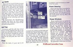1974 Corvette Assembly Instruction Manual