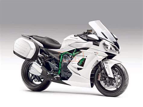 Gambar Motor Kawasaki H2 by Kawasaki H2 Sx Autonetmagz Review Mobil Dan