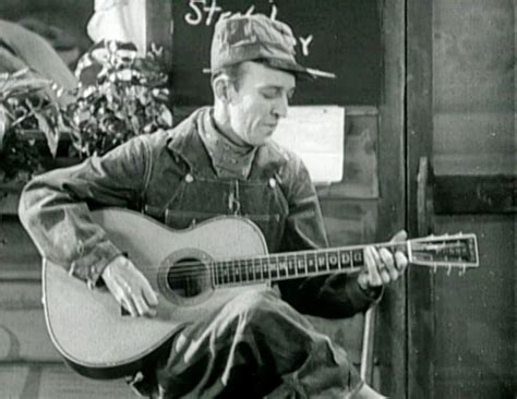 Finding Doc Watson On Film