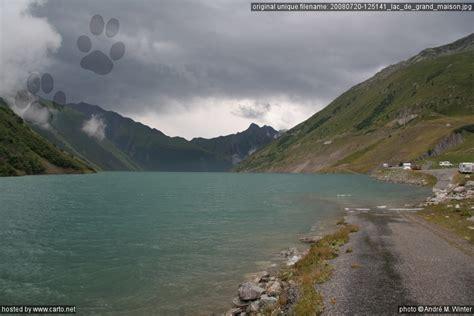 lac de grand maison de chamonix 224 treffort par le col du
