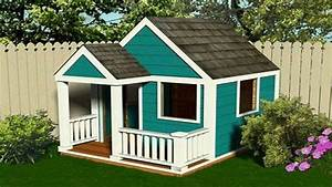 Play House Plans 12 Free Playhouse Plans The Kids Will