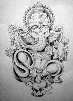 Ganesha | Comics | Pinterest | Tatuajes, Mandalas y Dibujo