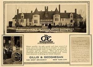 Coindre Hall Mansion Newspaper Article