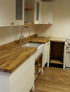 Bringing Solid Wood Kitchen Tops to London + the South