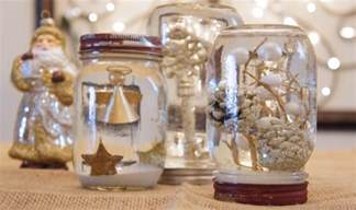 homemade snow globes the merriest of kids christmas crafts