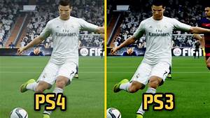 FIFA 16 – PS3 vs PS4 Graphics and Gameplay Comparison ...