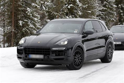 2018 Porsche Cayenne  2017 Top Cars 2018