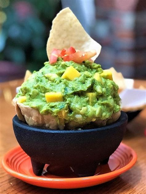 Say Ole' to National Guacamole Day and Mexican ...