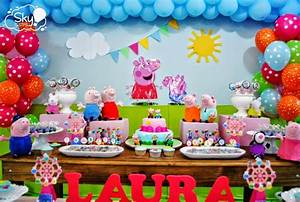 Peppa Pig Party – Little Wish Parties