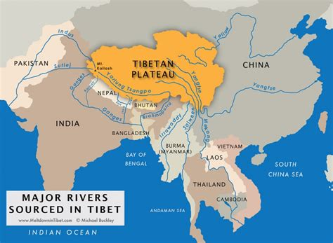 Water Politics » Geopolitical Risk Of Transboundary Rivers