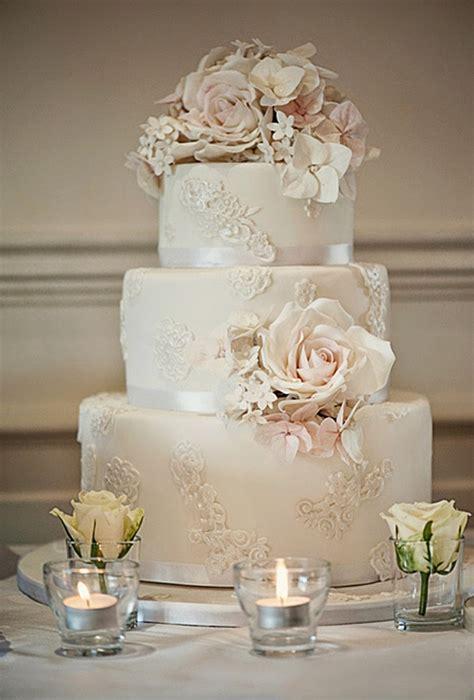Lace Wedding Cakes Belle The Magazine