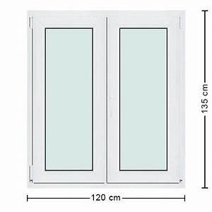 Dimensions Standard Fenetre : fen tre 120x135 pvc taille standard performances uniques ~ Melissatoandfro.com Idées de Décoration