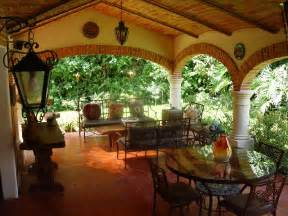 home interiors mexico the hacienda style terrace a great place to enjoy the outdoors casa mosaica in ajijic