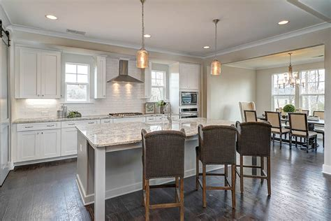 nest homes craftsman style house interior paint color