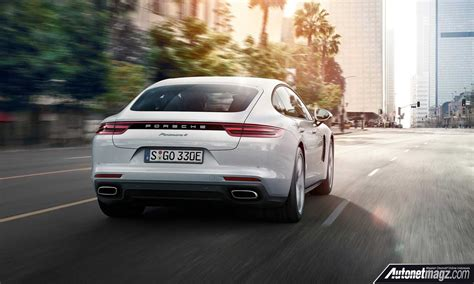 Gambar Mobil Gambar Mobilporsche Panamera by Porsche Panamera Autonetmagz Review Mobil Dan Motor
