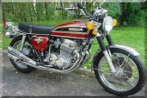 Honda CB 750 Four | Moto Memories | Pinterest | Honda CB ...