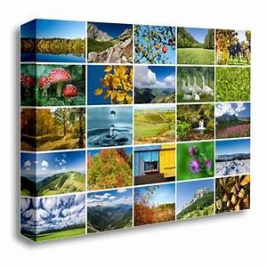 Leinwand Collage Dm : foto auf leinwand foto collage poster custom art print ~ Watch28wear.com Haus und Dekorationen