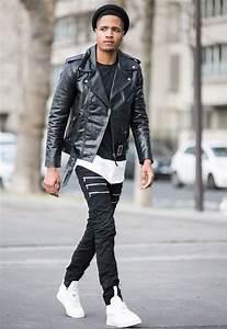 Style Hipster Homme : blouson perfecto homme l 39 enfant terrible de la mode ~ Melissatoandfro.com Idées de Décoration