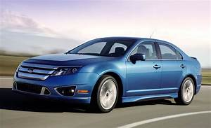 2010 Ford Fusion Sport Awd  U2013 Instrumented Test  U2013 Car And