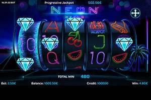 Neon Reels Mobile Slot Review