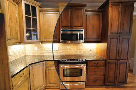 best wood for kitchen cabinet doors change color of wood kitchen cabinets wow 9257