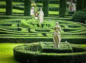 Verona Giardini Giusti gardens Kafkaesque