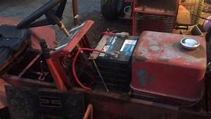Saving An Old Gravely 812 Part 8 Fuel Lines