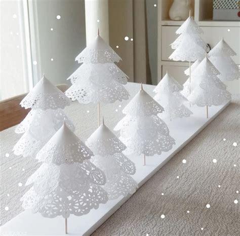c 243 mo hacer originales arboles de navidad con papel de