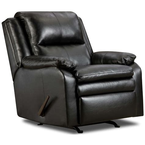 Black Oversized Recliner by Most Comfortable Recliner Homesfeed
