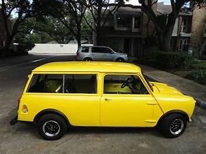 1966 Austin Mini Countryman Wagon For Sale In Houston