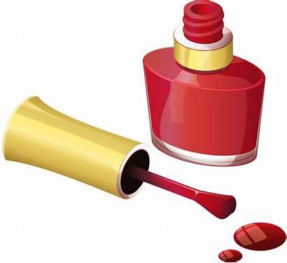 Nail Clipart Screw Polish Transparent Clip Brush