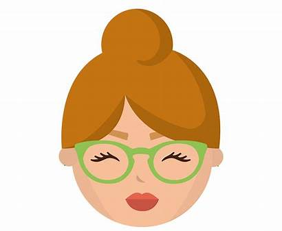 Glasses Face Shape Round Hair Choosing Faces
