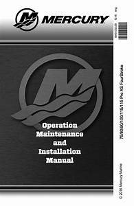 115 Hp Mercury Outboard Manual Pdf Jonnyspp Com