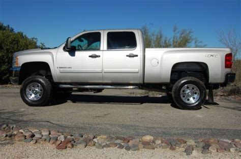 2007 chevy silverado lt crew cab on 24 s part 2 sell used 2007 chevrolet silverado 2500 hd lt crew cab
