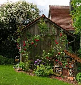 Le Cabanon De Jardin En 46 Photos Choisir Son Style