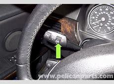 BMW E90 Tire Pressure Warning Light Reset E91, E92, E93