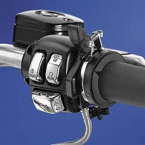 Cruise Control Throttle Lock Motorcycle Harley Davidson