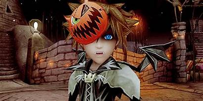 Sora Hearts Kingdom Giphy Halloween Town Gifs