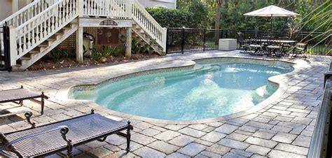 avanti water charleston swimming pools alaglas of charleston sc