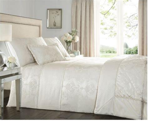 Luxury Woven Jacquard Quilt Duvet Cover Bedding Bed Linen