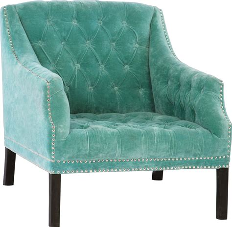 canapé turquoise ruby traders studded velvet armchair turquoise