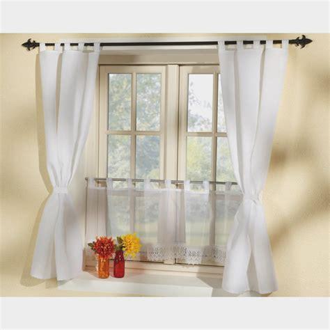 Vorhang Ideen Für Kleine Fenster by Erstaunlich K 252 Chenfenster Gardinen Modern Fenster